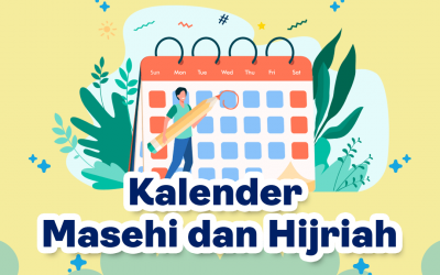 Kalender Masehi dan Hijriah